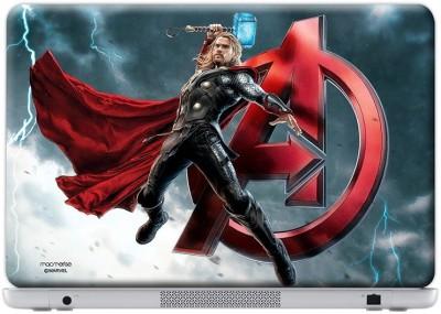 Planet Superheroes Super God Vinyl Laptop Decal