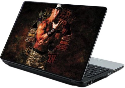 Psycho Art John Cena Vinyl Laptop Decal 15.6