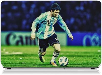 Friendly Formals Lionel Messi tricks Vinyl Laptop Decal 15.6