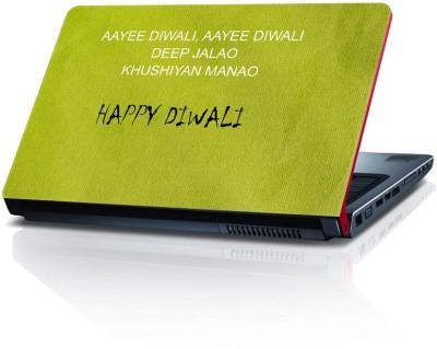 Shopkeeda Diwali SLS055900 Vinyl Laptop Decal 15.5