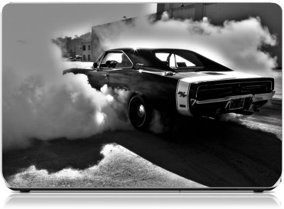 Friendly Formals Muscle Cars Vinyl Laptop Decal 15.6