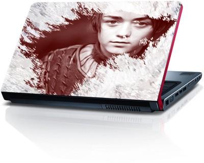 Shopkeeda Arya Stark Vinyl Laptop Decal 15.6