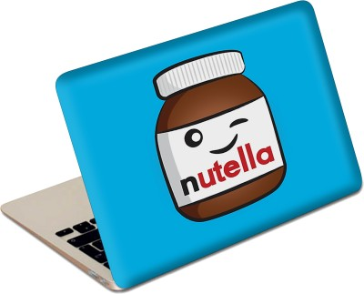 The Fappy Store Nutella Vinyl Laptop Decal 15.6
