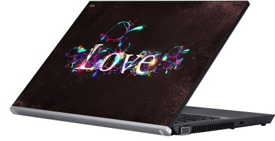 Eclipse Love Vinyl Laptop Decal
