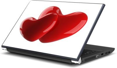 Artifa Hearts Vinyl Laptop Decal 15.6