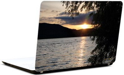 Pics And You Sunset 3M/Avery Vinyl Laptop Decal
