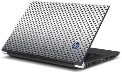 Print Shapes Steel net HP Vinyl Laptop Decal 15.6