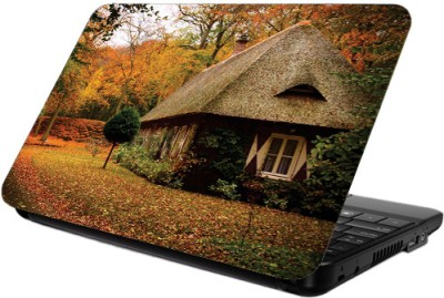 Printland Hut Vinyl Laptop Decal 14.2