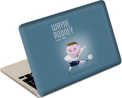 The Fappy Store Rooney Laptop Skin Vinyl Laptop Decal