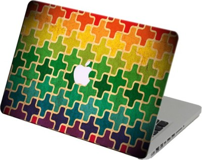 Theskinmantra Plus Design Laptop Skin For Apple Macbook Air 13 Inches Vinyl Laptop Decal 13