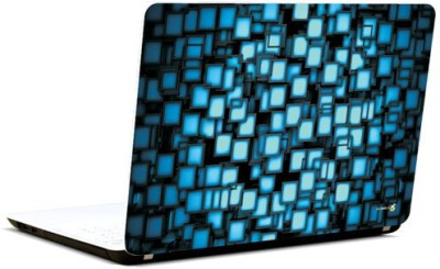 Pics And You Abstract Boxes Vinyl Laptop Decal 15.6