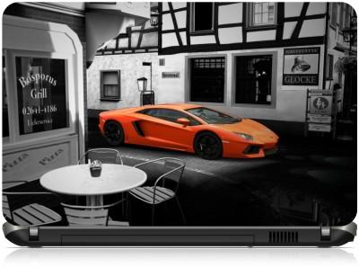 NG Stunners Lamborghini Aventador Abstract 2024 Vinyl Laptop Decal 15.6