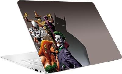 AV Styles Batman Characters Vinyl Laptop Decal 15.6