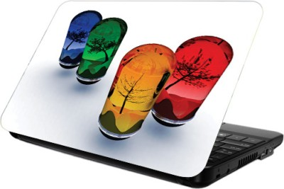 Printland Slippered Vinyl Laptop Decal 12