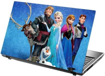 virtual prints catoons image digitally printed Laptop Decal 15