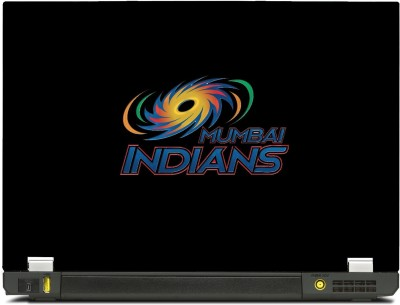 SkinShack Mumbai Indians (13.3 inch) Vinyl Laptop Decal 13.3