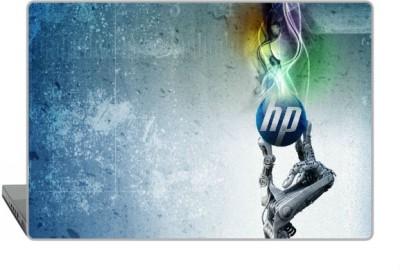 Digitek World Skin of HP High Quality 3M Vinyl Laptop Decal 15.6