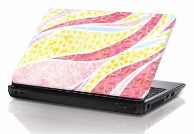BSEnterprise Flowers Design Vinyl Laptop Decal