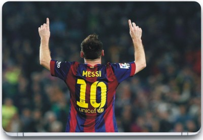 Trendsmate Spectacular Messi Pose 3M Vinyl and Lamination Laptop Decal 15.6