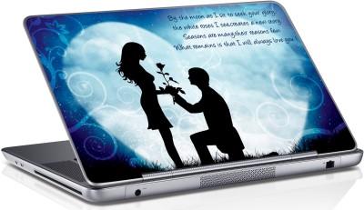 Innovate Loving Couple_037 Vinyl Laptop Decal 15.6