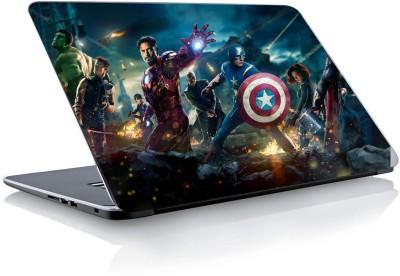 Devendra Graphics The Avengers Vinyl Laptop Decal 15.6