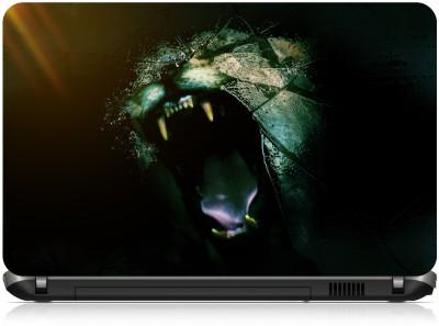 NG Stunners Tiger Abstract 2160 Vinyl Laptop Decal 15.6