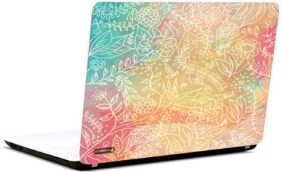 Pics And You Intricate Pattern Vinyl Laptop Decal 15.6