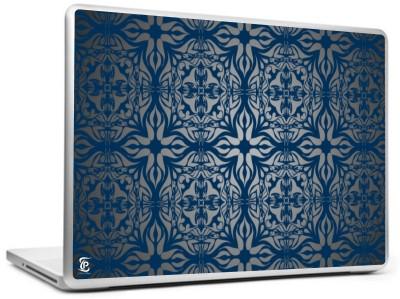 Print Shapes Leaf Pattern Vinyl Laptop Decal