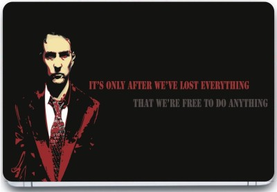 Trendsmate Norton Fight Club Dialogue 3M Vinyl and Lamination Laptop Decal 15.6