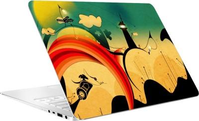 AV Styles Beautiful Signs Laptop Skin by AV Styles Vinyl Laptop Decal