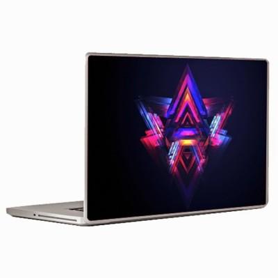 Theskinmantra Retroscopic Laptop Decal 13.3