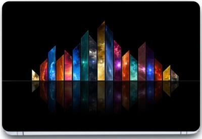 Trendsmate Color Graph 3M Vinyl and Lamination Laptop Decal 15.6