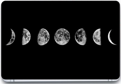 Trendsmate Shades of moon 3M Vinyl and Lamination Laptop Decal 15.6