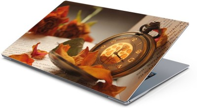 Lovely Collection vintage watch Vinyl Laptop Decal