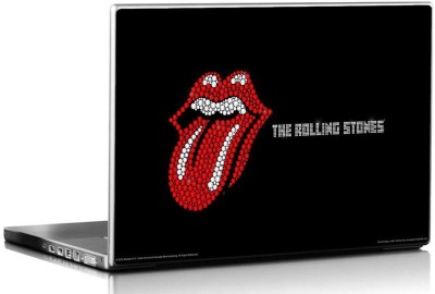 Bravado Rolling Stones Bling Vinyl Laptop Decal 15.6