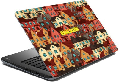 meSleep Urban City for Mahalakshmi Vinyl Laptop Decal 15.6