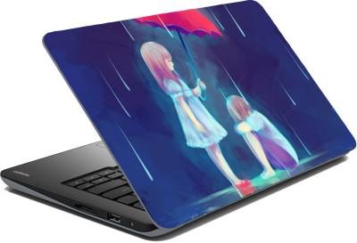 Posterhunt SVPSI3669 Animate Boy Girl Laptop Skin Vinyl Laptop Decal