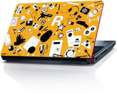 Shopkeeda Gizmo 15.6 Inches Vinyl Laptop Decal
