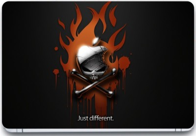 TrendsMate Just Different Bubble Free Vinyl and Lamination Laptop Decal 15.6