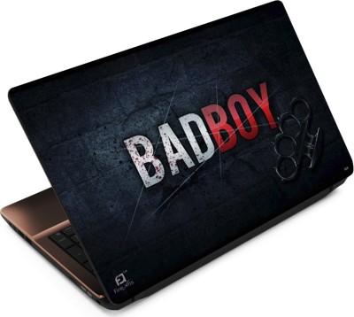 Finest Badboy Vinyl Laptop Decal
