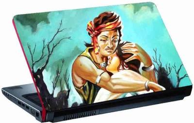 virtual prints romance skin digitally printed Laptop Decal 15