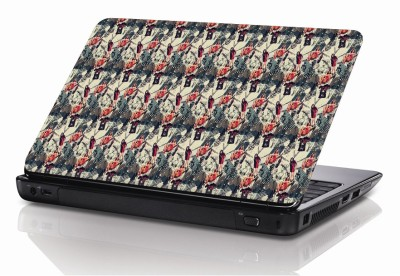 BSEnterprise Girls Make Up Design 15.6 Inch Notebook Skin Sticker Cover Art Decal Fits 13.3
