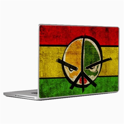 Theskinmantra Lets Do This Universal Size Vinyl Laptop Decal 15.6