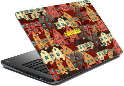 meSleep Urban City for Chintamani Vinyl Laptop Decal 15.6