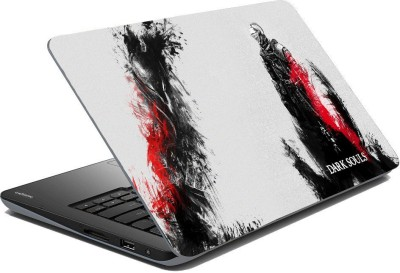 Posterhunt SVshi1496 Dark Souls Game Laptop Skin Vinyl Laptop Decal 14.1