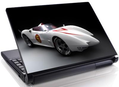 Theskinmantra Speed Racer Vinyl Laptop Decal 15.6