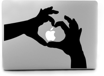 Automers Hands Of Love Sticker Skin High Quality Vinyl Laptop Decal 15