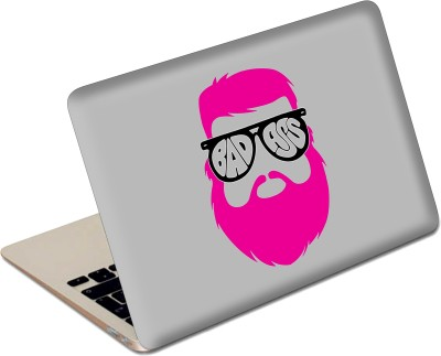 The Fappy Store Bad Ass Vinyl Laptop Decal 15.6