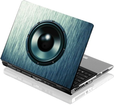 Seamen Speaker Vinyl Laptop Decal 15.6