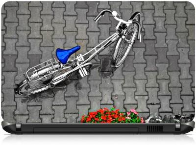 NG Stunners Blue Seat Bicycle 2174 Vinyl Laptop Decal 15.6